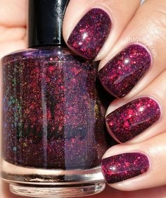 My Favorite 20 Nail Polishes of 2016