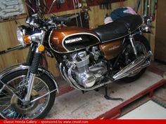 Honda CB500 Four K1