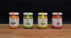 The SAUCEBAY | Brand & Packaging - https://www.designideas.pics/the-saucebay-brand-packaging/