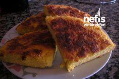 Teflon Tavada Mısır Ekmeği 1