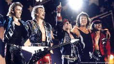 scorpions band on stage - Google Search