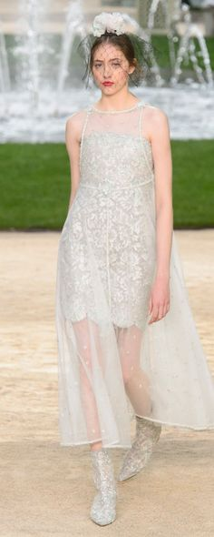 Chanel Spring-summer 2018 - Couture - http://www.orientpalms.com/Chanel-7020 - ©ImaxTree