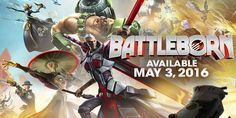 Battleborn Delay Announced By Take-Two - http://techraptor.net/content/battleborn-delay-announced-by-take-two | Gaming, News