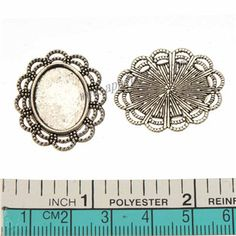 Zinc Alloy Oval Beads,Cabochon Setting,Used To Bobby Pins,Plated,Cadmium And Lead Free,Various Color For Choice,Approx 28*23*2mm,Area:Approx 18*13mm,Sold By Bags,No 010089