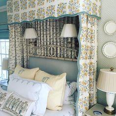 We  Penny Morrison Fabrics! #dallasinteriors #pennymorrison #claremontfabrics #charliebirdsong #leontinelinens #robertkime