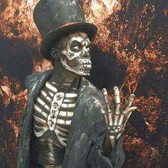 shadow man #neworleans #mardigras #costume