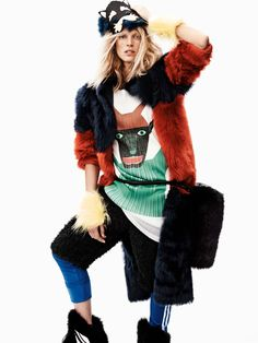 Publication: Vogue UK October 2014,Model: Iselin Steiro,Photographer: Josh Olins,Fashion Editor: Lucinda Chambers,Hair: Shon &Make-up: Sally Branka