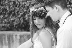 Worrowing Estate wedding Enjoying a moment together.  @worrowing @enquire0499 #worrowingestate #wedding #caravanbar #meetmabel #weddingandeventcreators #alwaysflowers #storybookbridal #taylajane #garnishcatering #countrywedding #vintage #flowercrown