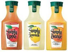 My favorite juices.