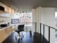 Modern Home-offices from Andreas Charalambous on HGTV
