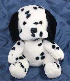"Steven Smith Dalmatian Puppy Dog  Plush  Stuffed Animal 8"""
