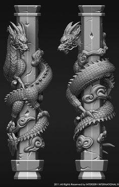 Get in-depth info on the Chinese Zodiac Sign of Dragon… Japanese Dragon, Chinese Dragon, Chinese Art, Funny Chinese, Art Vampire, Vampire Knight, Cosplay Pokemon, Dragon Statue, Dragon Art