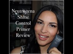 #Review: #Neutrogena Shine Control #Primer