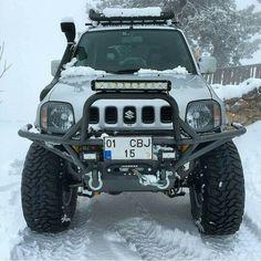 Jimny Suzuki Jimny Off Road, Jimny Suzuki, Expedition Trailer, Expedition Vehicle, Jimny 4x4, Samurai, Bug Out Vehicle, Mini Trucks, Ford Ranger