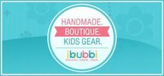 ibubbi is a vibrant global marketplace solely for HANDMADE & BOUTIQUE KIDS GEAR from artisans and independent brands. At ibubbi, we're focused solely on unique and original kid's gear and only allow handmade & boutique products. Discover unique baby clothes, nursery decor & handmade kids toys today.
