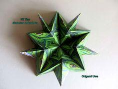 Origami, Fleurogami und Sterne: NY Star
