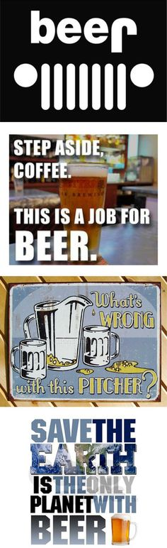 Cleaver Beer Memes. Hehe I have the jeep shirt