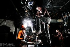 another sick photo of The Chariot.
