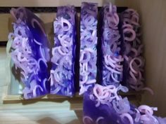 Lavender Glycerin and Goat Milk Bar by thetranquilityladies