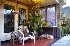 Met Marleen Kirchhoff je kerstboom stylen in Hoffz sfeer op www.dewemelaer.nl #hoffz #kerst