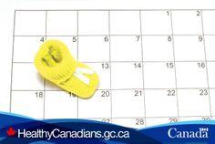 Are you familiar with the pregnancy calendar? http://www.phac-aspc.gc.ca/hp-gs/calendar/calendar-eng.php?utm_source=Pinterest_HCdns&utm_medium=social&utm_content=Dec15_PregnancyCalendar_ENG&utm_campaign=social_media_13