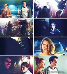 "Teen Wolf Season 4 ""Can't Go Back"""