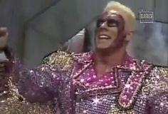 hulk hogan vs butcher starrcade 1994 | Scott Watches WCW Saturday Night (July 9, 1994)