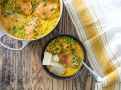 Coconut- and Ají Amarillo–Braised Chicken