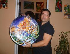 Artist and Phoenix art by JoseRafaelCruzpagan on DeviantArt