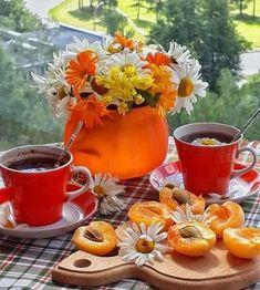 Good evening dear friends … â Coffee Break, Morning Coffee, Fall Season Pictures, Coffee Flower, Cocoa Tea, Happy Birthday Wishes Cards, Flower Background Wallpaper, Good Morning World, Coffee Corner