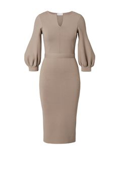 clothes i love Elegant Dresses For Women, Simple Dresses, Casual Dresses, Dresses For Work, Dresses With Sleeves, Classy Dress, Classy Outfits, Dress Outfits, Fashion Outfits