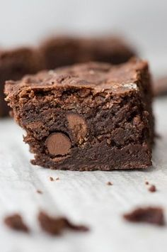 No one can stop raving about these brownies, best brownies ever!: