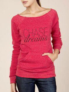 Chase Dreams - Eco Fleece