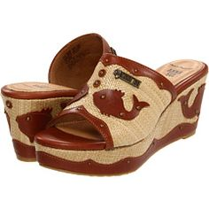 These would go great with my lobster dress and seahorse hat! :) luv them! Hush Puppies - Fish Slide