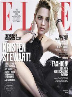 Kristen Stewart! -  Elle US - Numéro 46586