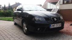 Kup teraz na allegro.pl za 12400,00 zł - Seat Ibiza,2008 r. przebieg 156…