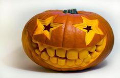 Déco Halloween: apprenez à sculpter une citrouille comme un pro ! (conseils + galerie photo)
