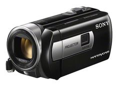 """Sony Handycam PJ-6E [ Description :""""1/8"""" 800K pixel CCD, Sony Lens 60x optical zoom, 70x Extended Zoom ]  [ Free: Free : 8 GB card + Carry Case  ]  [ Price: Rs. 19,700 ]"""