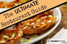 Best and Worst Menu Picks at 30+ Restaurants via @SparkPeople