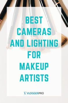 As a makeup artist, having the best camera and lighting is essential for your work's photos and videos. Here's a guide on how to achieve the best-looking pictures and videos for your work.