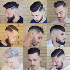 Wow. Some amazing cuts from @ale_barber_92 👌 Which one is your favourite?
