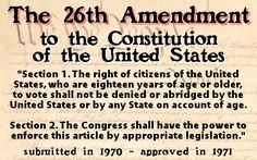 The amendment to the Constitution, which restricts the ability of Congress to raise its own pay, was ratified in more than 200 years after the first state approved it in Constitutional Amendments, Constitutional Rights, American Presidents, American History, Constitution Of Usa, President Quotes, Patriotic Images, Pledge Of Allegiance, Bill Of Rights