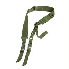 Vism By Ncstar 2 Point Tactical Sling-Green