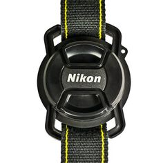 FotoTech Camera Buckle Lens Cap Holder 67mm 58mm 52mm Lens Cap Sizes for Canon Nikon Sony Pentax Sig
