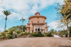 Palacio de Monserrate Sintra portugal Sintra Portugal, Travel Photos, Taj Mahal, Mansions, House Styles, Building, Home Decor, Maps, Wanderlust