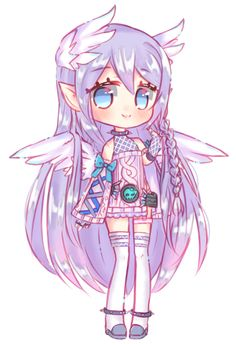 My part of the AT with CattyNing Hope you like it and thank you a lot for doing another art trade with me! [AT] CattyNing Cute Anime Cat, Cute Anime Chibi, Cute Anime Pics, Anime Girl Cute, Kawaii Anime Girl, Cartoon People, Girl Cartoon, Chibi Kawaii, My Little Pony Drawing