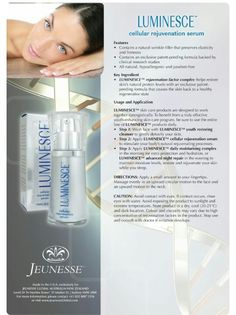Best product in the world, buy yours at : www.cghb.jeunesseglobal.com