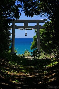 Katsuura beach, Fukuoka, Japan