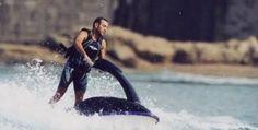 King Mohammed VI of marine sports lover ..