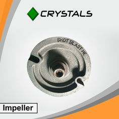 An Impeller is crucial to the system performance since it helps accelerate the media or abrasive through a control cage at the opening leading to the blade surface giving the abrasive the velocity. We know the importance and we have successfully composed our impellers, with a uniform special equipped alloy casting and a tensile strength ranging between -55 to 58 HRC. Crystal, we devise based on quality and seamless perfection. #crystalsgroup #impeller #machines #impellerlife